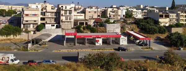 Πλυντήριο αυτοκινήτων στην οδό Αστρινάκη, Ηράκλειο